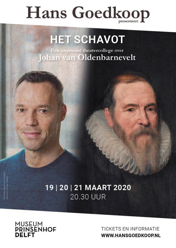 Hans Goedkoop Presenteert: Het Schavot